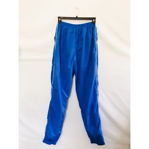 Pants - Trendy high waisted track pants with white stripe